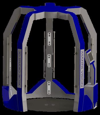 3D Studio 3iosk - 3D Volumetric Video Capture Booth